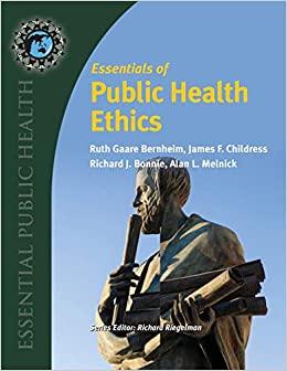 PHET662 Ethics in Public Health (2021)